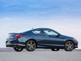 Honda Accord Touring Coupe 2015 photos