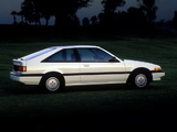 Images of Honda Accord Hatchback US-spec (CA) 1986–89