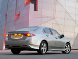 Photos of Honda Accord Sedan UK-spec (CU) 2008–11
