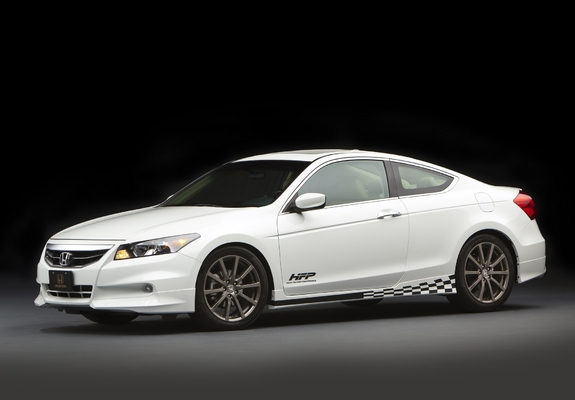 Photos Of Honda Accord Coupe V6 Concept By Hfp 2011