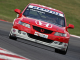 Pictures of Honda Accord WTCC (CL) 2008