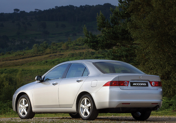 Wallpapers of honda accord sedan cl 2003 06 for 06 honda accord coupe