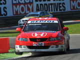 Honda Accord WTCC (CL) 2008 wallpapers