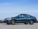 Honda Accord Touring Coupe 2015 wallpapers
