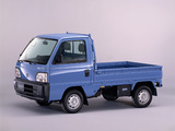 Photos of Honda Acty Truck 4WD 1996–99