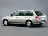 Honda Avancier () 1999–2003 pictures