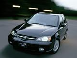 Photos of Honda Avancier () 1999–2003