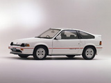 Honda Ballade Sports CR-X Special Edition 1984 pictures