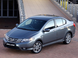 Photos of Honda Ballade 2012