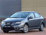 Honda Ballade 2012 wallpapers