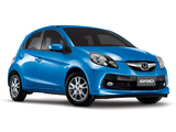 Honda Brio 2011 photos