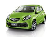 Photos of Honda Brio 2011
