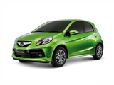 Honda Brio Concept 2010 wallpapers
