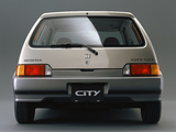 Honda City GG 1986–88 photos