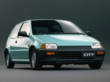 Pictures of Honda City GG 1986–88