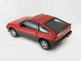 Honda Civic CRX UK-spec 1984–87 wallpapers