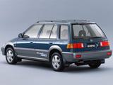 Honda Civic Shuttle Beagle 4WD (EF) 1994–97 images