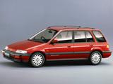 Honda Civic Shuttle (EF) 1987–94 wallpapers