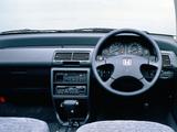 Wallpapers of Honda Civic Shuttle Beagle 4WD (EF) 1994–97
