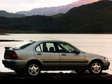 Honda Civic Fastback UK-spec 1997–2001 wallpapers