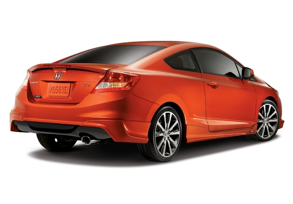 Honda Civic Si Coupe Hfp Package 2011 12 Images 1280x960