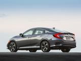 Honda Civic Sedan Touring US-spec 2015 wallpapers