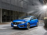 Honda Civic Sedan RS AU-spec 2016 photos