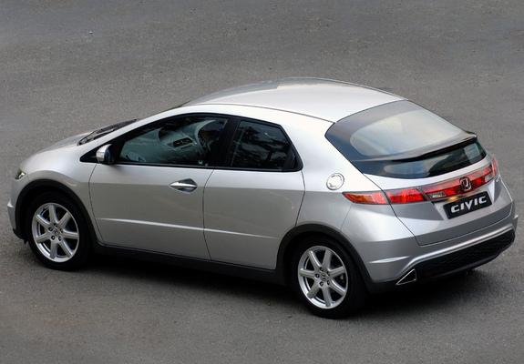 Images of honda civic hatchback za spec fn 2006 08 for Honda civic 2006 hatchback