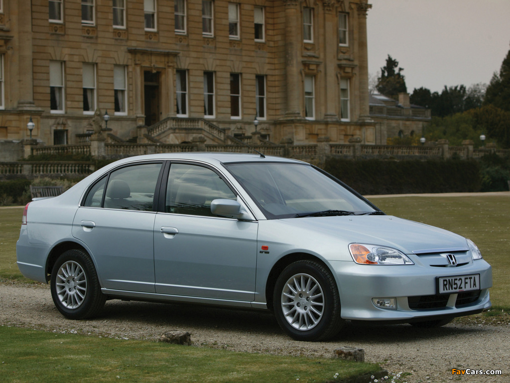 photos of honda civic sedan uk spec 2001 03 1024x768