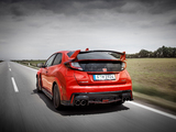 Pictures of Honda Civic Type R 2015