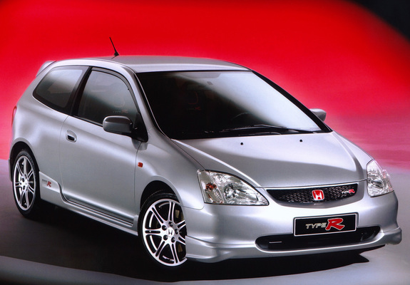 wallpapers of honda civic type r ep3 2001 03 1024x768