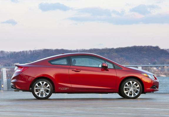Wallpapers Of Honda Civic Si Coupe 2011 2048x1536