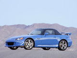 Honda S2000 CR Prototype (AP2) 2007 pictures