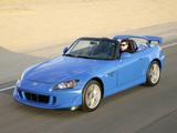 Photos of Honda S2000 CR Prototype (AP2) 2007