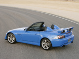 Honda S2000 CR Prototype (AP2) 2007 wallpapers