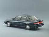 Photos of Honda Concerto Exclusive Sedan (MA) 1991–92