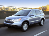Honda CR-V US-spec (RE) 2006–09 images