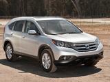 Pictures of Honda CR-V EX-L (2013)