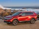 Honda CR-V North America 2016 wallpapers