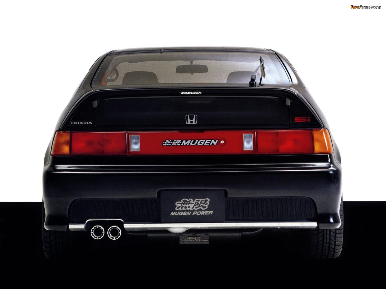 Honda Cr X >> Mugen Honda CR-X Si PRO.2 (EF7) 1989–91 photos (1280x960)