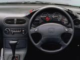 Honda CR-X del Sol SiR (EG2) 1992–98 photos