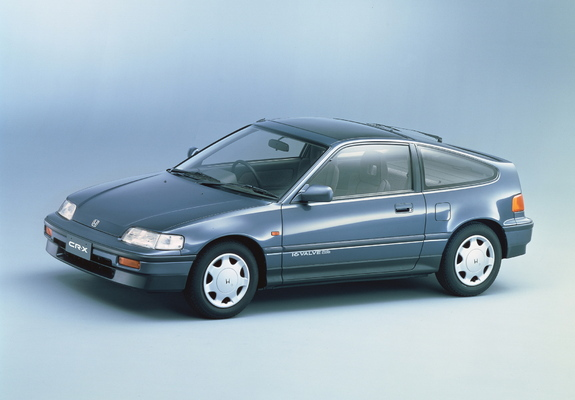 Honda Cr X >> Images of Honda CR-X 1.5X G Special (EF6) 1989–91 (640x480)