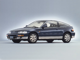 Images of Honda CR-X 1.5X Style S (EF6) 1991