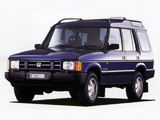 Pictures of Honda Crossroad (LJ) 1993–98