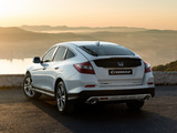 Honda Crosstour RU-spec 2013 pictures