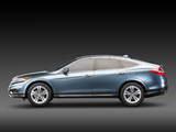 Pictures of Honda Crosstour Concept 2012
