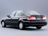 Photos of Honda Domani (MB) 1997–2000