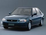 Pictures of Honda Domani (MA) 1992–96