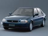 Pictures of Honda Domani (MA) 1992–96