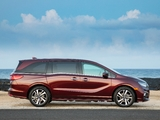Honda Odyssey 2017 wallpapers
